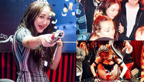 Noah Cyrus -- Freaky Sweet 16 ... Bring on the Bearded Lady (PHOTOS)