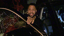 Cuba Gooding, Jr. -- Fun Drunk After Golden Globes ... 'I LOVE Black People!' (VIDEO)