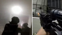 El Chapo -- Explosive First Video of Raid (VIDEO)