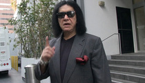 Gene Simmons -- David Bowie Was About More Than the Faaaame (VIDEO)
