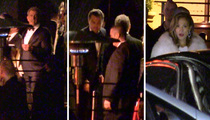 Golden Globes -- Swanky Party on the Strip (VIDEO)