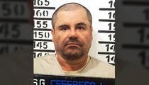El Chapo -- New Mug Shot ... A Real Close Call (PHOTOS)