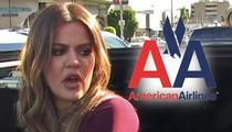 Khloe Kardashian -- Emergency Landing in Las Vegas