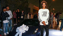 Shaq's Son -- INSANE 16TH BDAY ... Lambos, Rappers, Candy