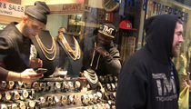Floyd Mayweather -- $250k Jewelry Spree ... Can I Pay In Cash?! (VIDEO)