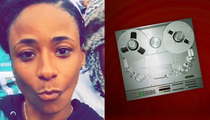 Brent Grimes' Wife -- My Arrest Was Revenge ... For Black Activism