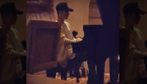 Justin Bieber -- Let's Just Beethoven and Chill (VIDEO)