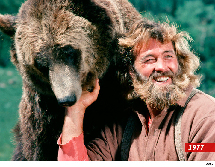 Image result for grizzly adams
