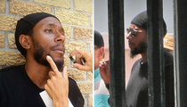 Mos Def -- Arrested and Kicked Out of  South Africa for Having Bad Papers
