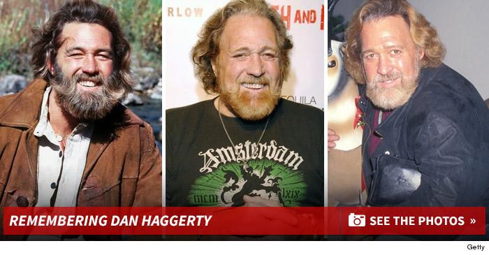 dan haggerty dead