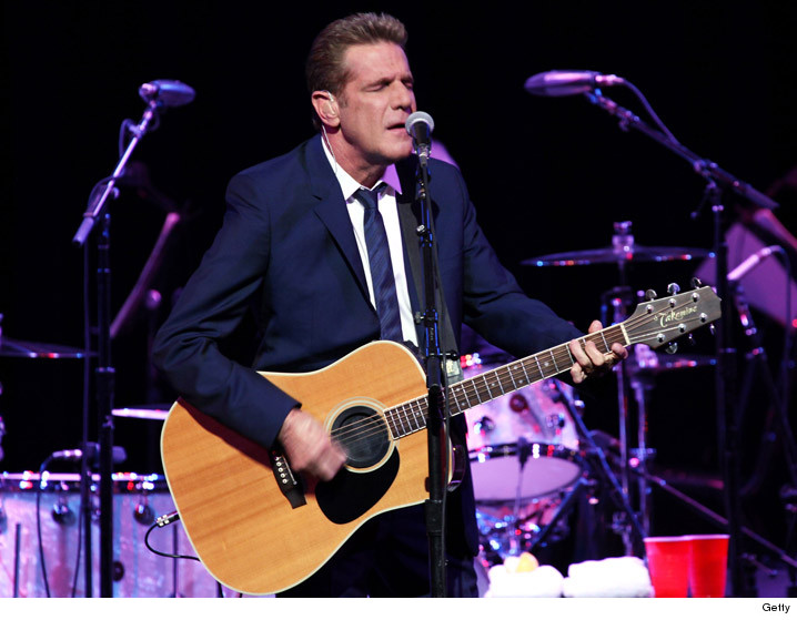 The Eagles Co-Founder, Glenn Frey, Passes Away - All Bruce Springsteen