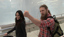 Brie Bella & Daniel Bryan -- Do We Wrestle Naked? Maybe. (VIDEO)
