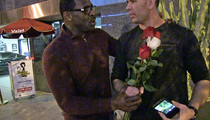 Michael Irvin -- Buys Nightclub Roses For Dude ... Here's Why.