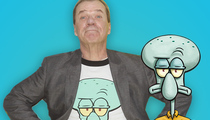 'SpongeBob SquarePants' -- Squidward Tentacles Busted for DUI