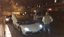 Conor McGregor -- My New Lambo Spits Fire (VIDEO)