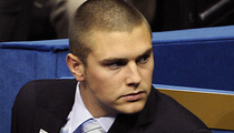 Sarah Palin's Son Track -- Arrested For Drunken Domestic Violence ... With A Gun
