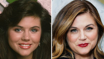 Tiffani Thiessen -- Good Genes Or Good Docs?