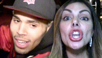 Chris Brown Accuser -- Banned for Life from His Favorite Nightclub