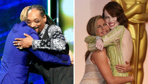 23 Pics Of Embracing Celebs To Celebrate Hugging Day