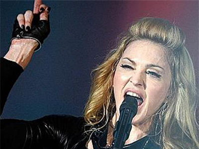 Poor, Poor Girl Who Was Boob-Grabbed by Madonna: This Isn't Even Cool