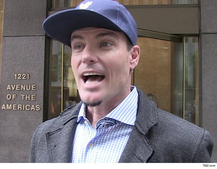 Vanilla Ice won't face any jail time for stealing from an abandoned ...