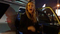 Charlie Sheen's Ex Brett Rossi -- I'm with You, Denise Richards ... Give Charlie Hell! (VIDEO)