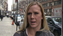 Holly Holm -- I'm Likin' Trump for Prez