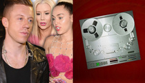 Macklemore -- Miley Cyrus & Iggy Azalea Steal from Black Culture! (AUDIO)