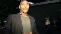 Metta World Peace -- My Daughter's a Tennis Phenom ... 'Next Big Star'
