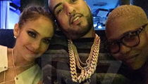 French Montana -- Throws J. Lo Huge Post-Show Bash