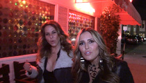 Kate del Castillo, Jillian Barberie -- From El Chapo to El Coyote (VIDEO)