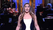 Ronda Rousey -- Good Sport on SNL