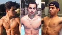 10 Shirtless Shots Of Jake T. Austin To Satisfy Your #MCM Needs