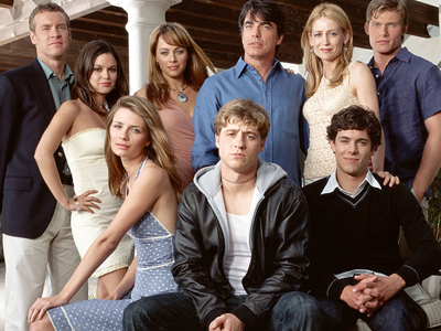 """The O.C."" Stars NOW: Who's a Dad, Who Got Hitched ... and Who KILLED Someone?"