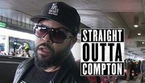 'Straight Outta Compton' -- Cast Not Invited to Oscars ... But Ice Cube Not Interested