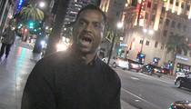 Alfonso Ribeiro -- Oscars Are Small Fish ... But Will Smith Was Oscar-Worthy (VIDEO)