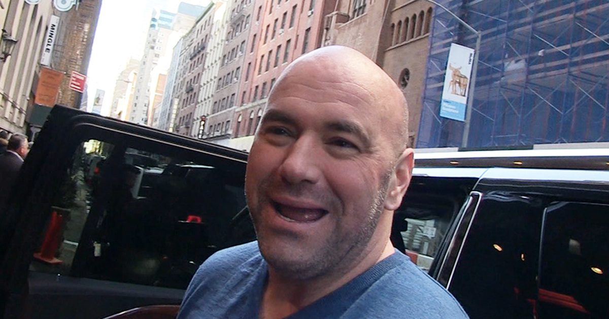 Dana white don 39 t count out ronda she 39 ll dominate for Dans white