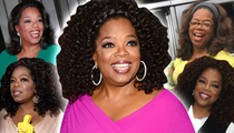 TMZ's Best of Oprah Winfrey ... Happy Birthday, O!