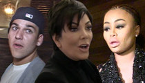 Rob Kardashian -- I Want Back on Reality TV ... With Blac Chyna