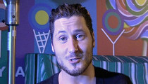 'DWTS' Val Chmerkovskiy -- Sued by Girl with Down Syndrome