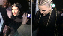 Khloe, Kourtney Kardashian -- Won't Take the Jail Bait