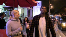 Iggy Azalea -- Swaggy Wants a Low Budget Wedding ... 'He Doesn't Wanna Pay for S**t'