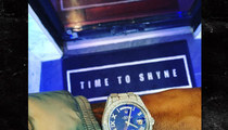 Meek Mill -- I Got $68,000 on My Wrist ... But I May Not Be Allowed to Wear It (PHOTOS)