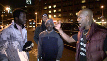 DMX to Panhandler -- Why Can You Just Be Happy with This $5, Bro?! (VIDEO)