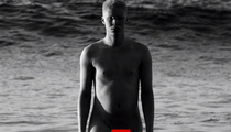 Model Shaun Ross -- Sorry, That's Not My Mega Long Schlong (PHOTO)