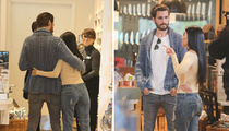 Kourtney and Scott -- Go Arm-y!!! (PHOTOS)