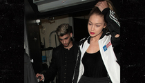 Gigi Hadid and Zayn Malik -- We Need Some Serious Pillow Talk, Stat! (PHOTOS)