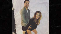 NY Jets' Eric Decker -- Very Dirty Dancing ... With Hot Wife