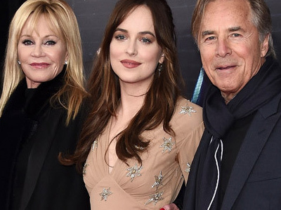 We All Know Dakota Johnson -- But Wait Until You See Don's HOT 34-Year-Old Son!