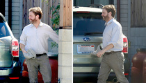 Zach Galifianakis -- The Makeover 3 (PHOTO)